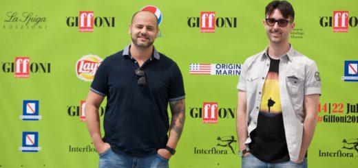 Fabio Guaglione e Fabio Resinaro