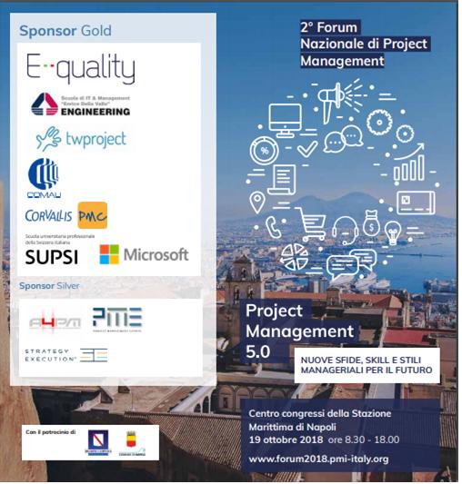 Locandina LK forum PMI Na 19.10.18