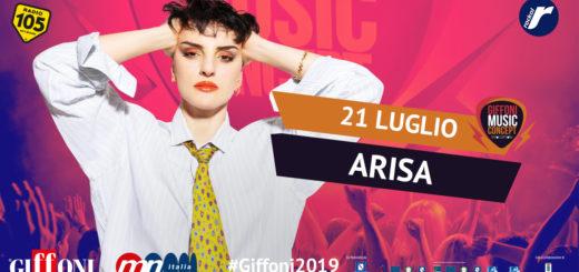 ARISA #GIFFONI2019