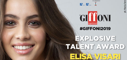 ELISA VISARI #GIFFONI2019