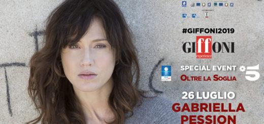 GABRIELLA PESSION A #GIFFONI PER PRESENTARE OLTRE LA SOGLIA