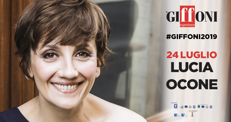 LUCIA OCONE #GIFFONI2019